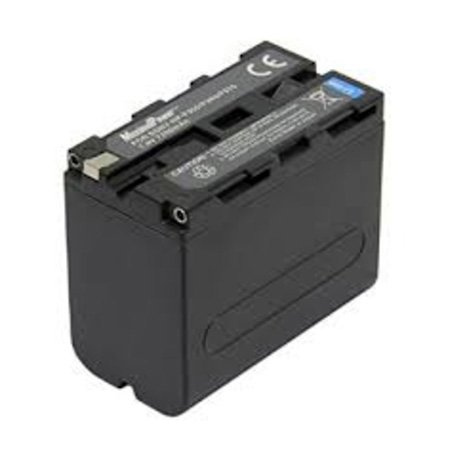 Dracast DRBA6600NPF NP-F Lithium-Ion Battery for LED160 LED200 X1 and X2
