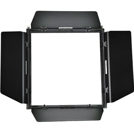 Dracast DRBDL500SP Barndoors for LED500 S-Series / Silver Series Lights