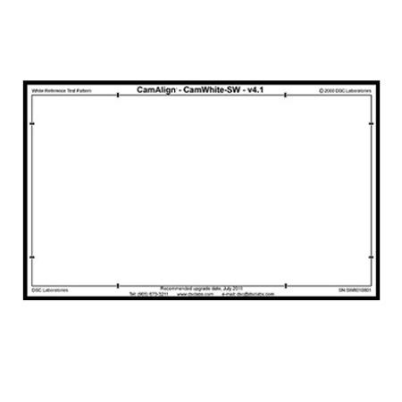 DSC XW8-CW CamWhite MAXI 40 x 24