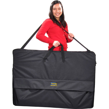 DSC Labs DSC-CF CamFolder Attractive Soft-Sided Padded Carrying Case Available in JW Size