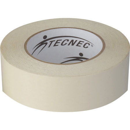 Pro Tapes 004P50225M Pro Gaff DSGT-2X25-WE Double Sided Gaffers Tape - 2 Inch x 25 Yards - White