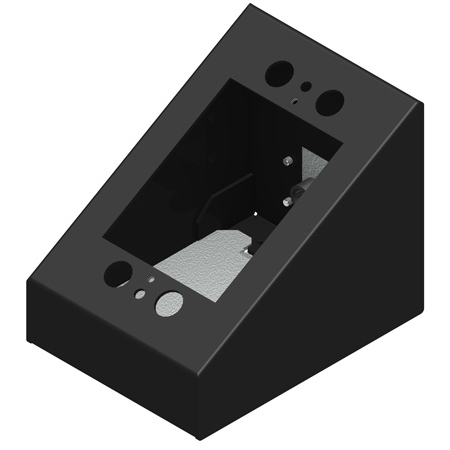 FSR DSKB-1G 1-Gang Desktop Mounting Box