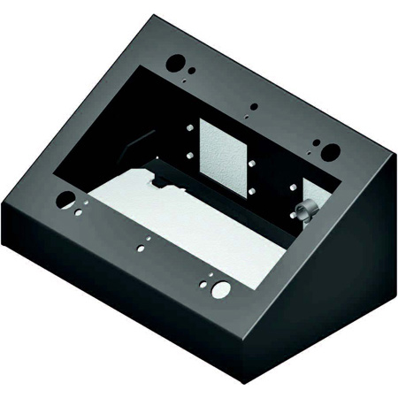 FSR DSKB-3G 3-Gang Desktop Mounting Box