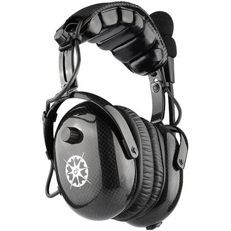 Dalcomm Tech Model J3 Carbon Fiber Pro Audio Headset