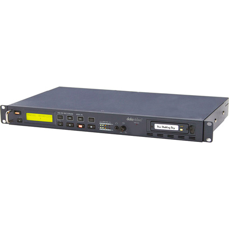 Datavideo HDR-70 HD/SD-SDI Recorder w/ One 500 GB HDD -Rackmount