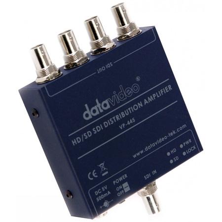 Datavideo VP-445 1x4 HD/SD SDI Distribution Amplifier