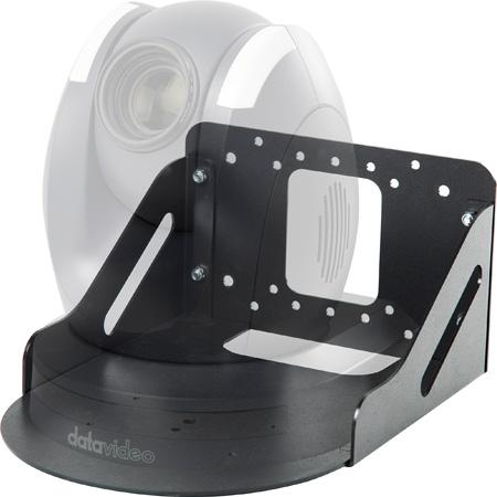 Datavideo WM-1 Professional Wall Mount for PTC-140 and PTC-150 PTZ Cameras - Black