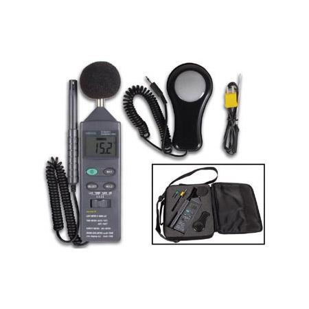 Velleman DVM401 4 in 1Light Meter/Sound Level Meter/Temp Meter/Humidity Meter