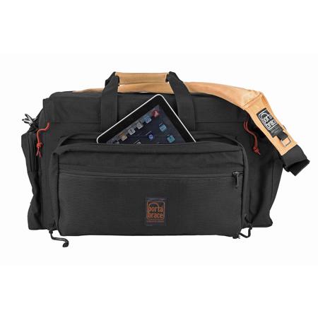 Porta Brace DVO-2R Digital Video Organizer Case - Black