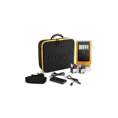 DYMO XTL 500 Industrial Touchscreen Label Maker Kit