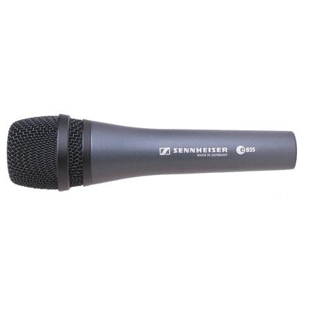 Sennheiser E 835 Handheld Dynamic Cardioid Mic