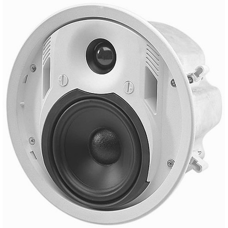 EAW CIS300 30-Watt 4-Inch Two-Way Flush-Mount Ceiling Speaker Pair