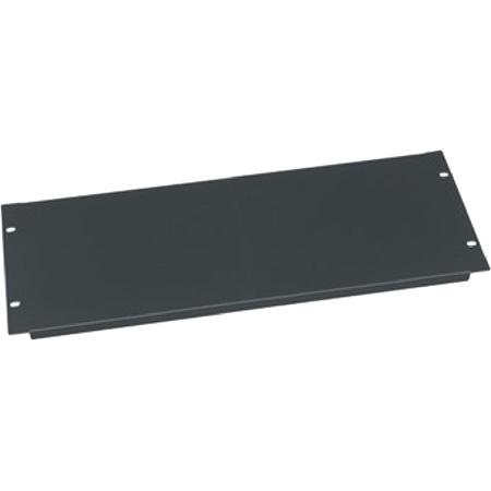 Middle Atlantic EB-4 Blank Panel - 4 RU - Steel - Flanged