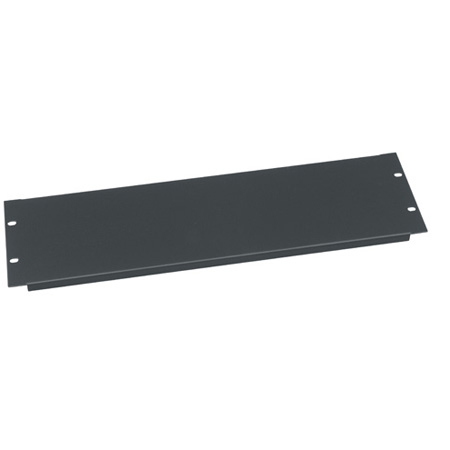 Middle Atlantic EB3-CP6 Econo Blank Flanged  Rack Panel Contractors 6 pack