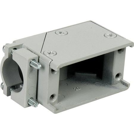 120 Pin EDAC / ELCO Metal Hood