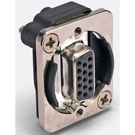 Switchcraft EHHD15FF 15-Pin HD Dsub Connectors - Female to Female