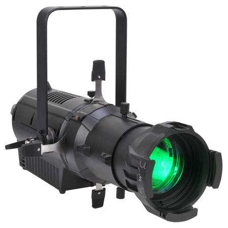 Elation Professional CLP001 Color 5 Profile Ellipsoidal 180W 4100 Lumens RGBAM LED Light with Framing Shutter