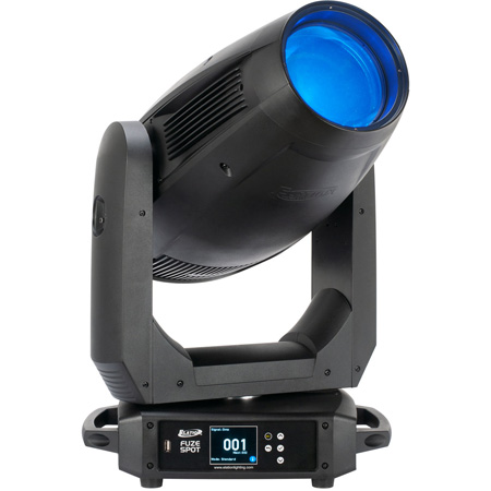 Elation Professional FUZ296 FUZE SPOT Automated LED Spot Fixture for Theater/Television