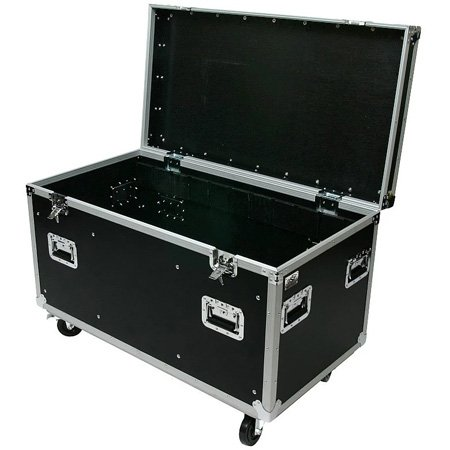 Elite Core Audio TC4524-30 OSP 45 Inch Transport Case with Dividers and Tray
