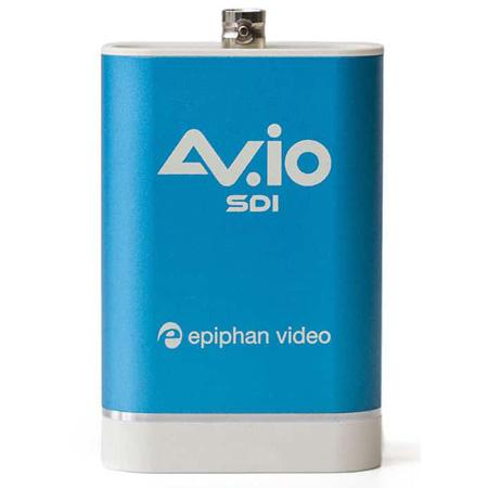 Epiphan AV.io SDI Portable SDI to USB 3.0 Video Capture Device