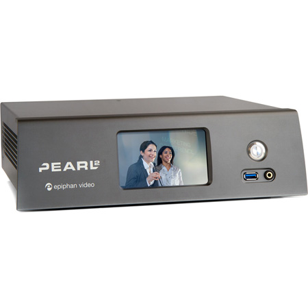 Epiphan ESP1150 Pearl-2 6-Source Live Event Video Production Switching / Streaming / Recorder