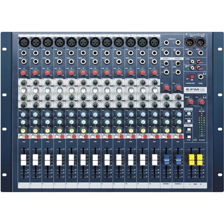 Soundcraft EPM12 12 Channel Multi Purpose Mixing Console