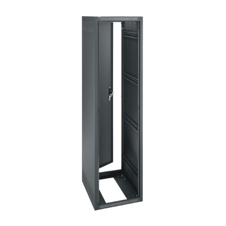 Middle Atlantic ERK-4425KD ERK Series Rack 4425KD - 44 RU 25in.D - Standalone