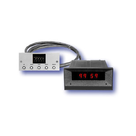 ESE ES-371 100 Min Up/Down Timer Console Mt w/Remote Control Thumbwheel Preset