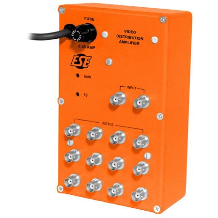ESE ES-208A 1x12 Video Distribution Amplifier