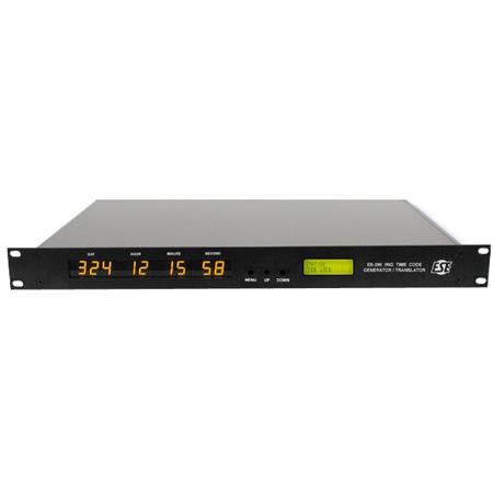 ESE ES-295 IRIG Time Code Generator/Translator
