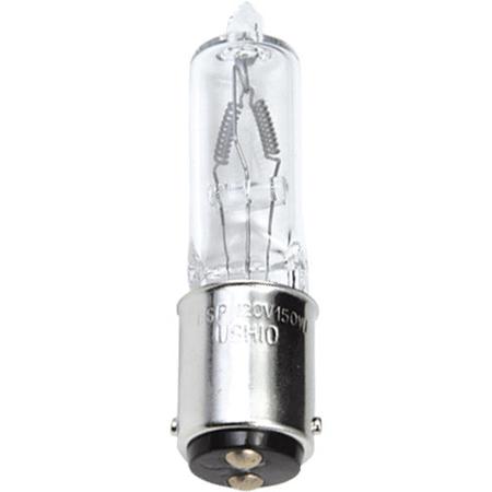 120 Volt 150 Watt Lamp with BA15d Base
