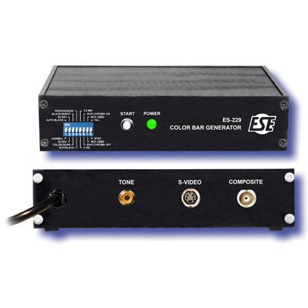 NTSC/PAL Color Bar Generator