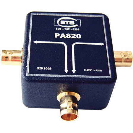 AES/EBU 75 Ohm Digital Audio Splitter with BNC Connectors