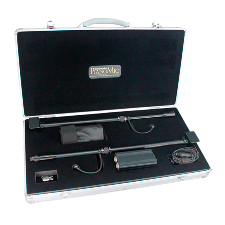 Earthworks PM40T-C Case for Touring PianoMic Piano Microphone Sytem