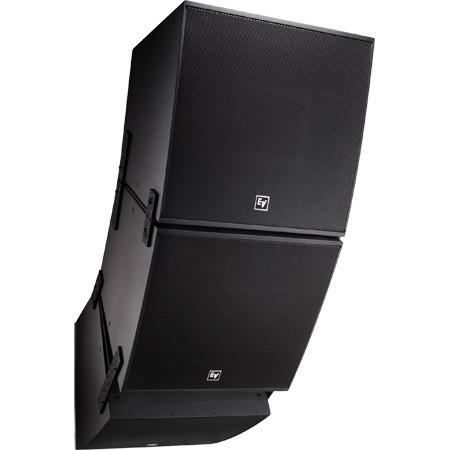 Electro-Voice EVF-1152D/64-BLK Premium 15-Inch Two-Way Full-Range Loudspeakers