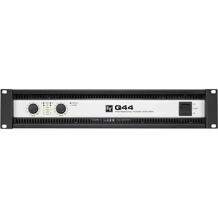 E-V Q44-II-120V Audio Power Amplifer 2x 450W at 4 Ohm