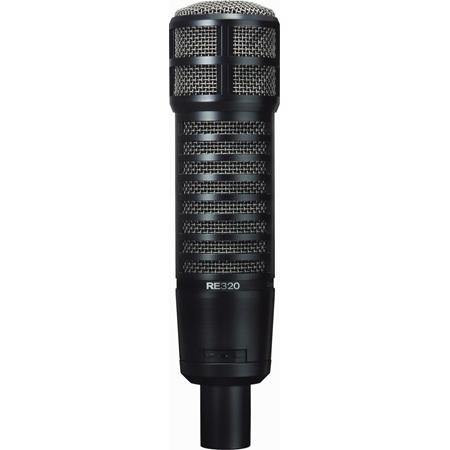 EV RE320 Premium Dynamic Microphone