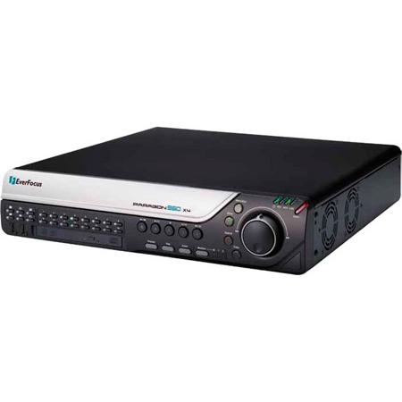 EverFocus Paragon960X4-32/8T Paragon960 32-Channel Real-Time WD1/960H DVR (8TB)