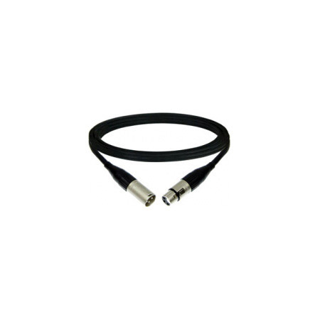 Proco EXMN-15 Excellines XLRF/XLRM 24 AWG Microphone Cable (15 Ft.)