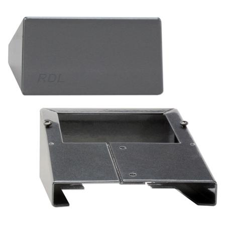 RDL EZ-DC1 Desktop Chassis for 1/6 Rack Width EZ Products