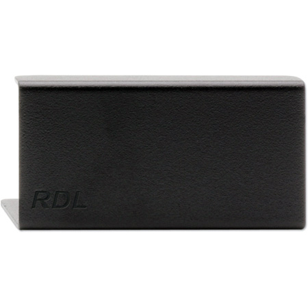 RDL EZ-FP1 1/6 Rack Width Filler Panel for EZ-RA6 or EZ-CC6