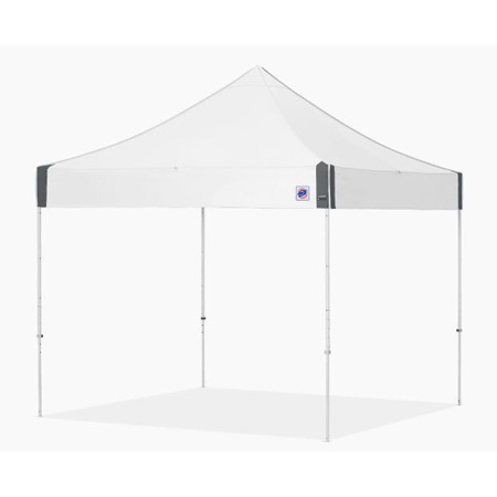 E-Z Up EP2S10WH Enterprise Shelter 10x10 Foot White Top and Frame
