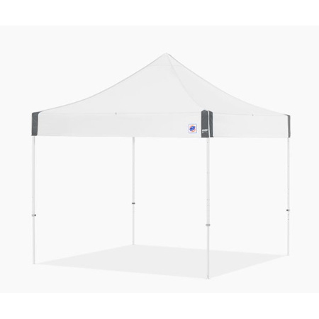 E-Z Up ES8104WH Eclipse Shelter 10x10 Foot White Top and Frame
