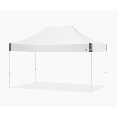 E-Z Up ES8154WH Eclipse Shelter 10x15 Foot White Top and Frame