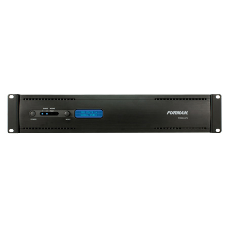 Furman F1000-UPS Uninterruptible Power Supply Battery Backup Power Conditioner