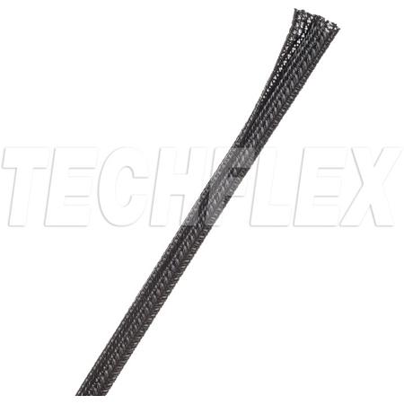 TechFlex - 1/4 Inch F6-Self Wrap Sleeving - Black 100ft