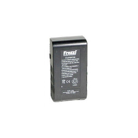 Frezzi FLB-100 14.8 VDC 100WH Lithium-Ion Battery with Meter for Anton Bauer Mt.