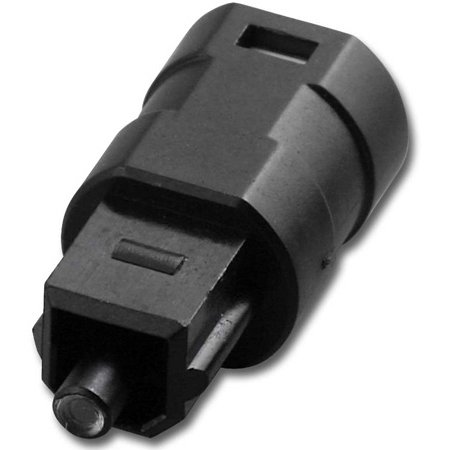 Connectronics Toslink Plug to 3.5 Jack Adaptor