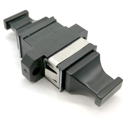 Camplex FOA-SMS-MTP-FL MTP to MTP Coupler with Full Flange and Spring Clip