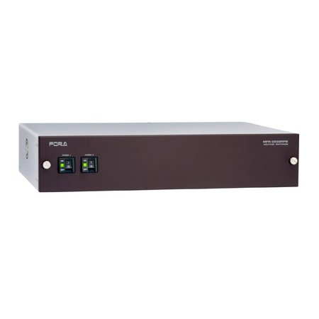 FOR-A MFR-3232RPS 32x32 Routing Switcher Supports 3G / HD / SD / ASI - 2RU